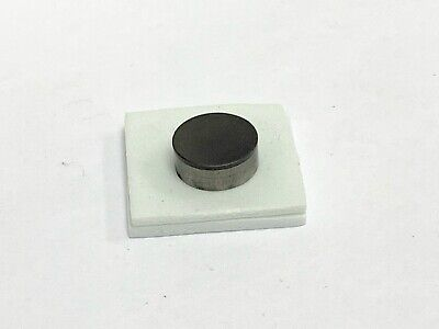 New 12 Round Rng43 Cbn Button Insert Bn6000 Grade .185 Thickness