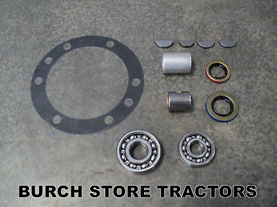 Complete Steering Rebuild Kit For Farmall A Av Super A 100 130 140 Tractors