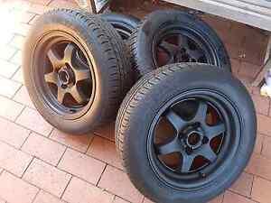"14"" sparco rims & new tyres Yagoona Bankstown Area Preview"