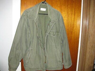 Vintage Field Deck OD Green Jacket XXL A-2