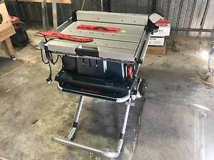 Bosch Table saw Mount Waverley Monash Area Preview