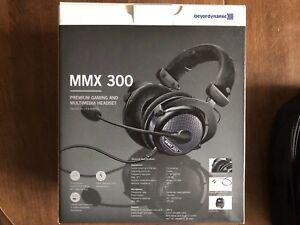 Beyerdynamic MMX 300 Premium Gaming and Multimedia Headset