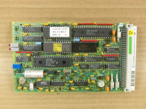 Siemens D901 8459810X1758 PCB X-Ray Imaging Circuit Board Card CT Scanner