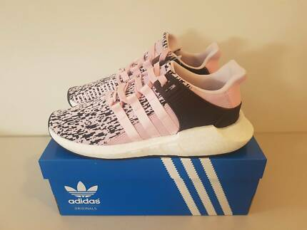 adidas EQT Support Boost 93/17 Pink Camo Size US 9.5 BRAND NEW