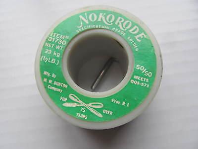 5050 Solder 12 Lb Roll
