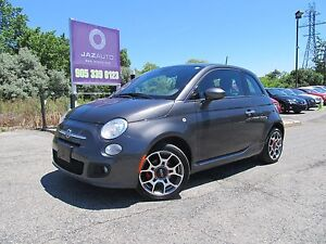 2015 Fiat 500 SPORT CLEAN CAR PROOF VERY GOOD CONDITION BLUE-TOO