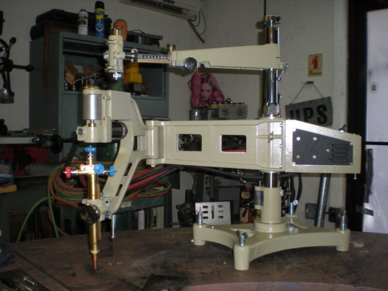 Profiling -  Pantograph - Circle Cutting - Steel Fabrication - Trace Machine