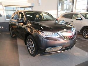2015 Acura MDX Navigation Package 6 SPEED AUTOMATIC, SH-AWD T...