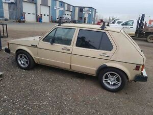 81 vw rabbit