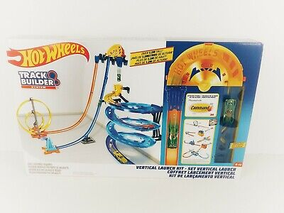Hot Wheels Towers Track Builder Vertical Launch Kit 4 ft tall BNIB