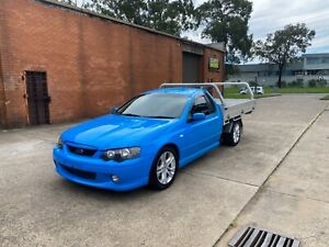 FORD XR6 TURBO UTE Smithfield Parramatta Area Preview