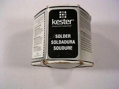 Kester Sn63 Pb37 1 Lb Solder .15 Dia