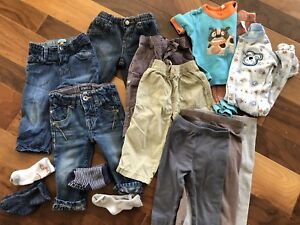 Baby Boy Clothing 6-12 months -Lot