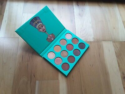 Juvia's Place The Nubian eyeshadow palette see description