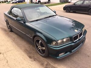 Bmw e36 325i convertible !!! 176k low milage!