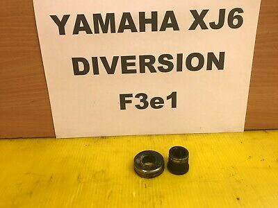 <em>YAMAHA</em> XJ600 XJ6 DIVERSION REAR WHEEL SPACERS BREAKING SPARE 09 10 11