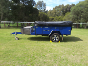 "Off Road Aussie Built walk through Camper Trailer ""rare find"" Bedfordale Armadale Area Preview"
