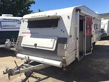 2001 Coromal Capri 690 Seperate Shower / Toilet Caravan Clontarf Redcliffe Area Preview