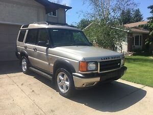2001 Landrover Discovery MINT CONDITION $6000 OBO
