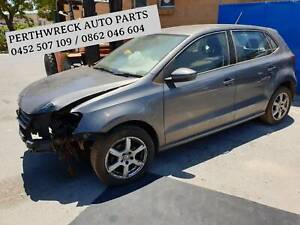 Wrecking Volkswagen Polo 6R 2011 Parts, panel, engine etc for sale Wangara Wanneroo Area Preview