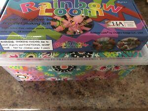 Kit rainbow loon