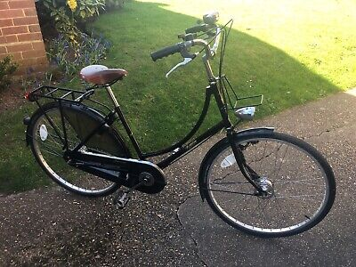 Pashley Sovereign Black Ladies /Female Traditional Bicycle