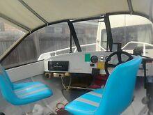 Eclipse sea hunter 4.3 aluminium single hull Canungra Ipswich South Preview