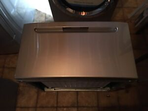 Frigidaire Washer/Dryer combo (separate units)