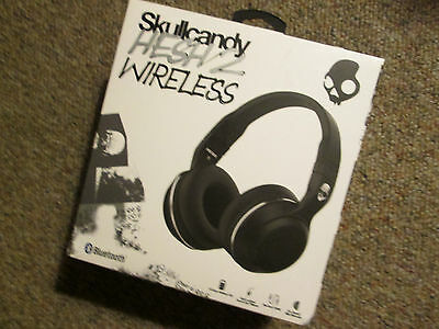 Skullcandy Hesh 2 Wireless (Bluetooth) Over Ear Headphones (Black)
