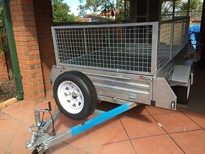 MOVING HOUSE? Trailers for rent... Bundall Gold Coast City Preview