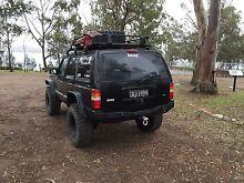 Smittybilt XRC XJ Jeep Cherokee rear bar 1984- 2001 Bonnells Bay Lake Macquarie Area Preview