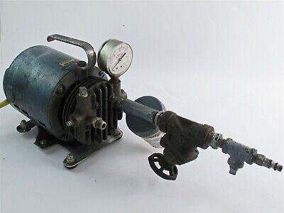 Vwr Vacuum Pump Compressor W Ge 16 Hp Motor - 1725 Rpm - 1 Ph