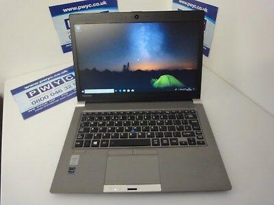 Toshiba Portege Z30 Ultrabook - 8GB RAM, 128GB SSD, Windows 10 Pro 64, Nice