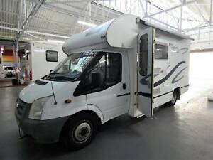 2007 Suncamper Southern Cross MK11 Motorhome North St Marys Penrith Area Preview