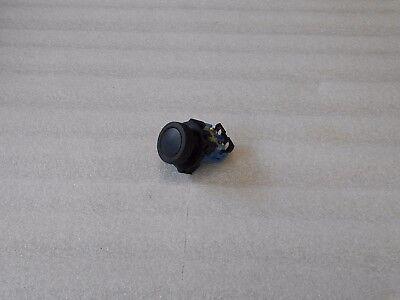 Fuji Electric Black Push Button,  AR30F0R, Used, Warranty