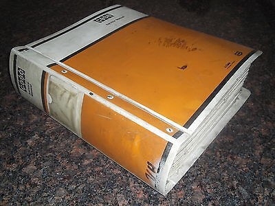 Case 310g-350 Crawler Tractor Dozer Bulldozer Service Shop Repair Manual Oem