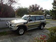 2004 Nissan Patrol Wagon tubro diesel swap for old school car ??? Mount Barker Mount Barker Area Preview