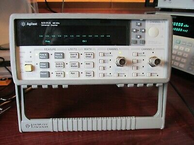 Agilent Hp 53131a Universal Counter 225 Mhz Tested