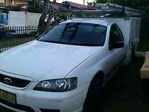 Ford ute for sale with trailer good for any business  or swap Sydney City Inner Sydney Preview