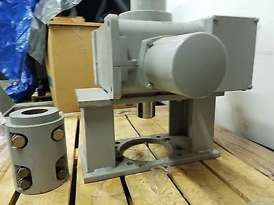 Beck Electric Rotary Actuator 11-466-132583-01-01 120v 1800 Lb Torque