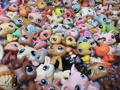Littlest Pet Shop Lot 50 Different Lps Random Pets Best Deal BUY 3 GET 1