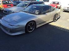 Nissan 180SX Turbo, Manual! Broadbeach Waters Gold Coast City Preview