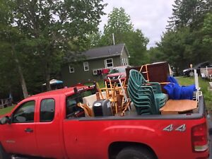 Truck For Hire! Furniture Delivery, Junk Removal, Moves, etc!