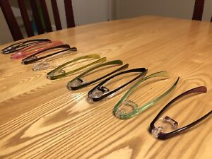 Try-Change Eyewear - Glasses - exchangable glasses arms (LOT)