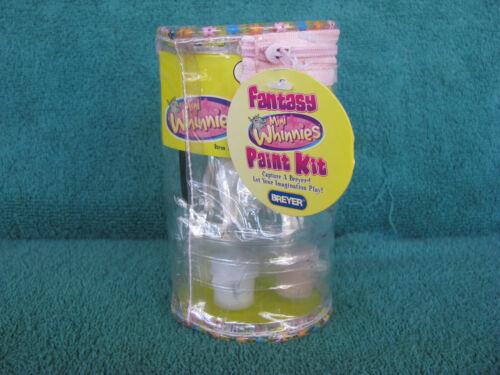 Breyer #4180 Mini Whinnies MW Fantasy Paint Kit - Still Sealed - Free Shipping