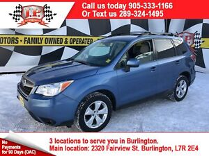 2015 Subaru Forester i Convenience, Back Up Camera, Heated Seats