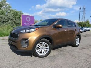 2017 Kia Sportage LX CLEAN  SAFETY AND WARRANTY INCL FANTASTIC D