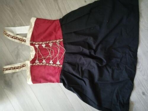 Golden TRACHTEN Dirndl Set Mit Bluse Und Schürze 40 neuwertig