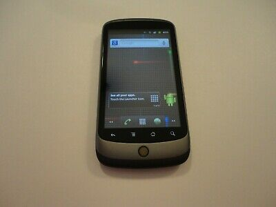 Nexus One PB99100 - Black (Unlocked) Smartphone Very good