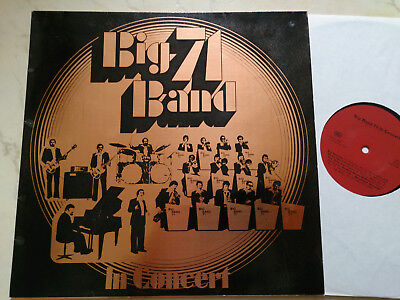 BIG BAND 71 In Concert *RARE SWISS ORCHESTRA JAZZ*PRIVATE PRESS*